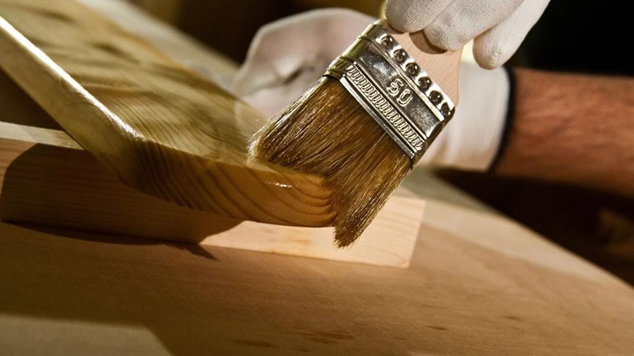 Тонування, фарбування, полірування дерева від компанії Masiv